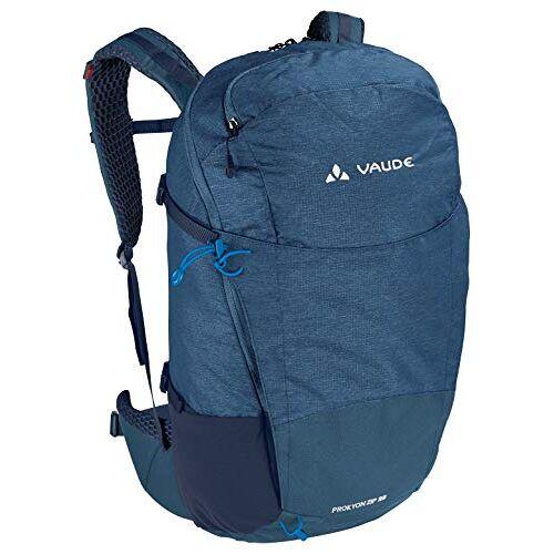 141373340 Vaude Uni Prokyon Zip 28 Backpacks20-29L, Oostzee, One size