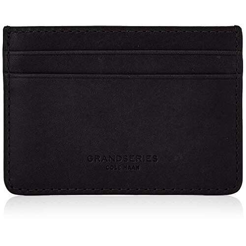 F11436 Cole Haan Bagage dames U04507 reisaccessoire-tweevoudige portemonnee, zwart, één maat
