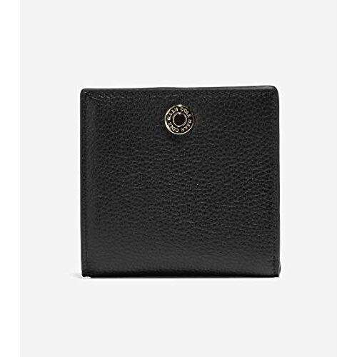 F11439 Cole Haan Bagage dames U04506 reisaccessoire-tweevoudige portemonnee, zwart, één maat