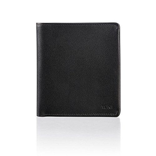 0126141D Tumi Nassau rijbewijshoes , 12 cm, Black Smooth