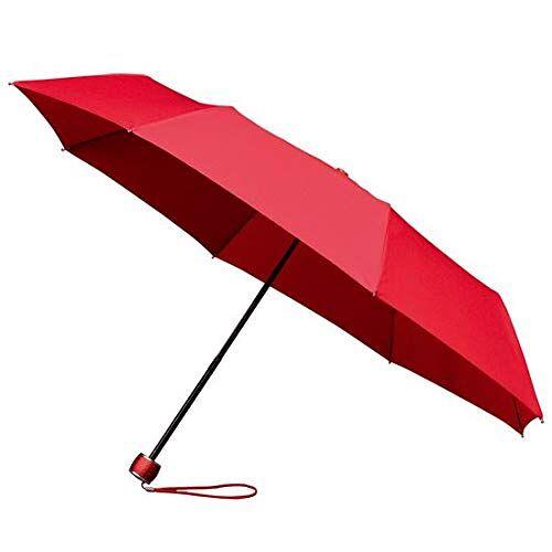 LGF-202-8026 Impliva Minimax paraplu, 100 cm, rood (rood)