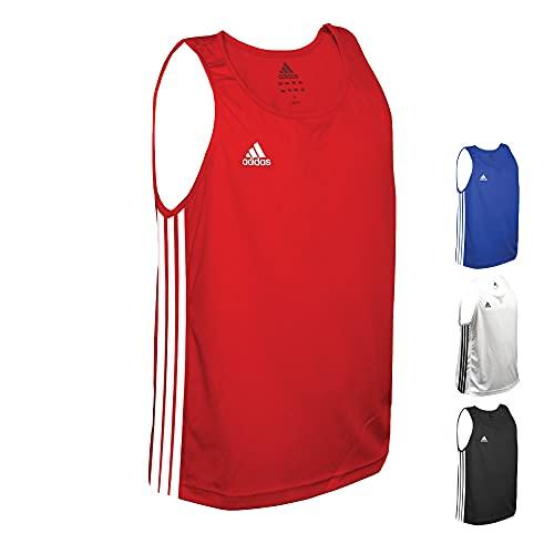 K-REY-ABX065MS adidas Heren Base Punch adidas Heren Base Punch Boksvest, rood, groot