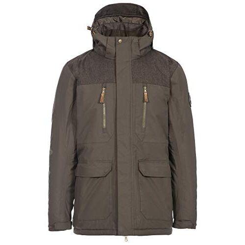 MAJKRATR0011_PETS DLX Rockwell Warme waterdichte jas voor heren