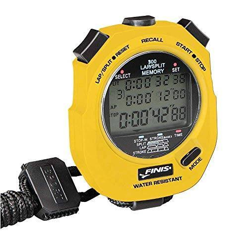 1.30.040 FINIS 3X300 Geheugen Stopwatch
