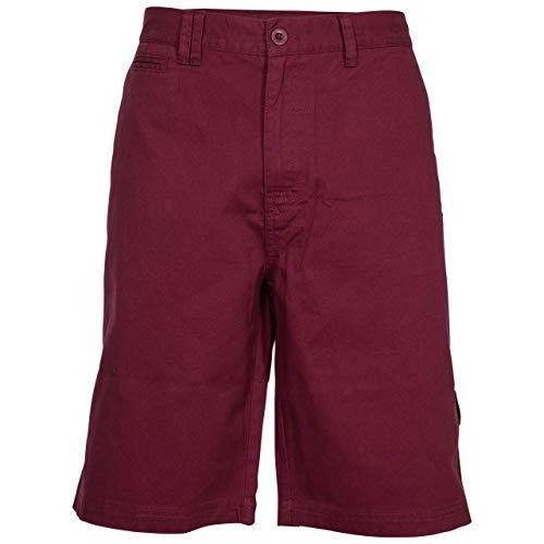 MABTSHO10004_PRUXL Trespass Heren Leominster Lange Shorts