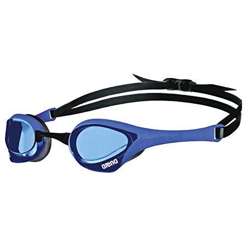 aok003929700 Arena Cobra Ultra Swipe Goggle, Blauw-Blauw-Zwart, One Size