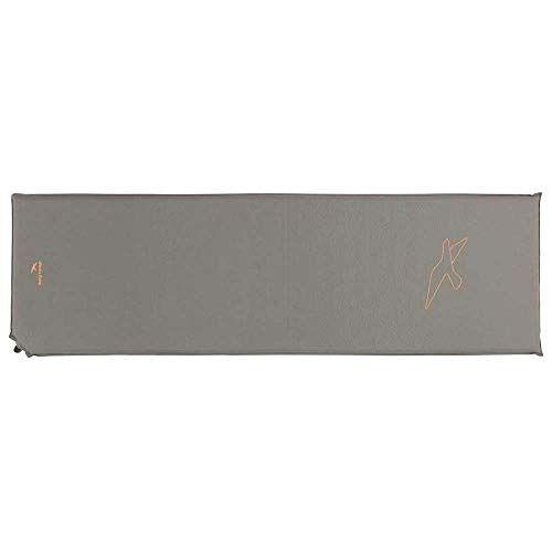 300062 Easy Camp Unisex – volwassenen 'Siesta' isomat, grijs, single 5 cm