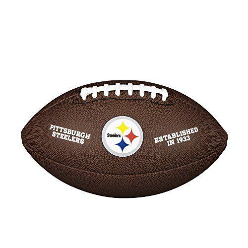 WTF1748XBPT NFL Team Logo Samengestelde Voetbal