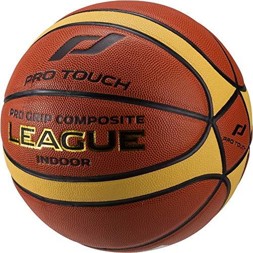 League Pro Touch 117895 basketbalbal, bruin, 7