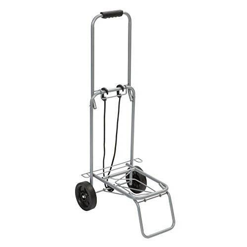 5267281 Camp-Gear opvouwbare bagagewagen van staal, 35 kg