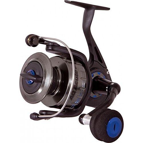 2082 600-800 Aquantic Unisex Acute Jig (grote visrol), wielmaat: 6000, zwart