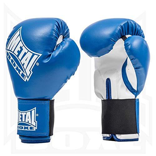 PB480 Metal Boxe Bokshandschoenen, blauw (blauw), 6 oz