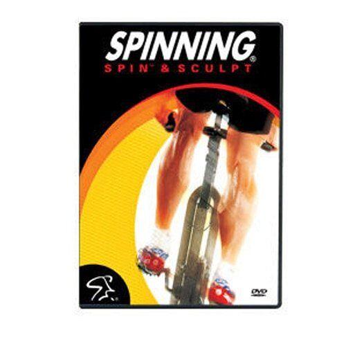 7163 Spinning  Spin en beeldhouwen DVD