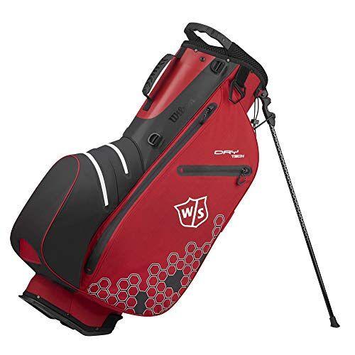 WGB4909 WILSON heren W/S Dry Tech II Carry Bag golftassen