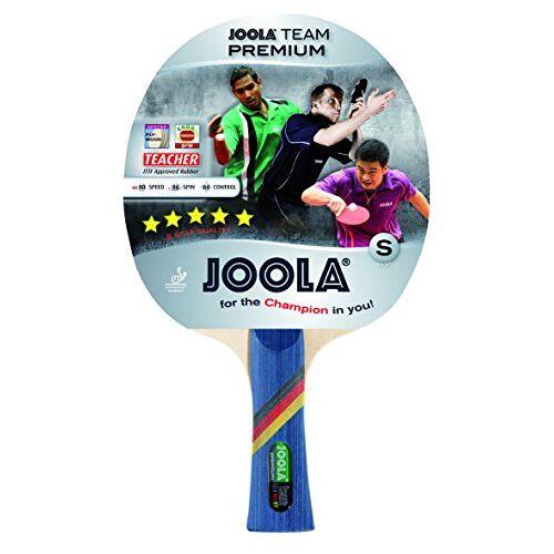 52002 JOOLA Team Premium tafeltennisbatje, meerkleurig