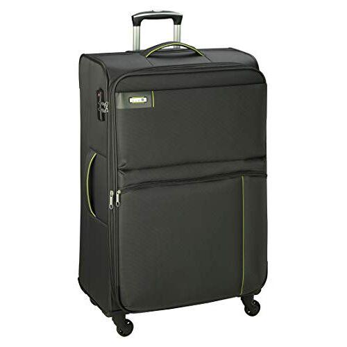 6774-13 D & N Travel Line 6704 koffer, 75 cm, grijs (grijs)