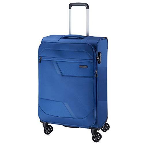 7054-06 D & N Travel Line 7004 koffer, 54 cm