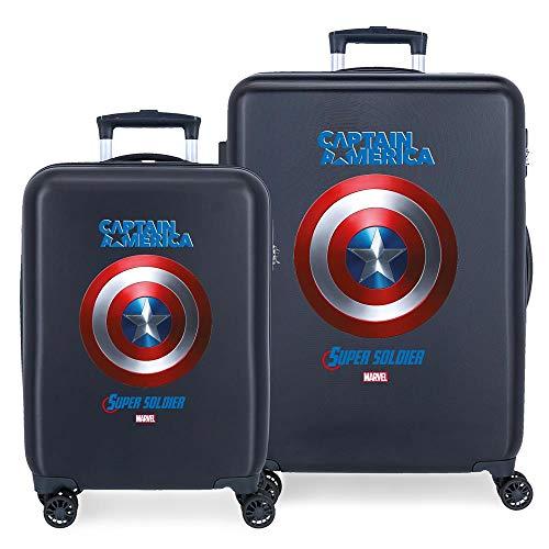 Marvel Koffer met harde schaal