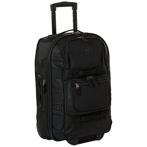 108227_36 OGIO Reistas Terminal, stealth, terminal, Stealth (zwart)