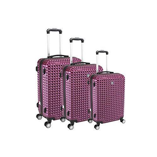 46310/3 Compagnie du Bagage 46310 bagageset, 3-delig, 50/60/70 cm, bordeaux
