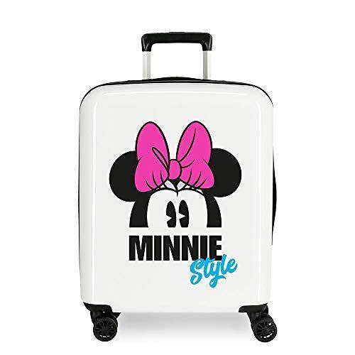 3668765 Koffer met harde schaal Minnie Style harde schaal 55 cm