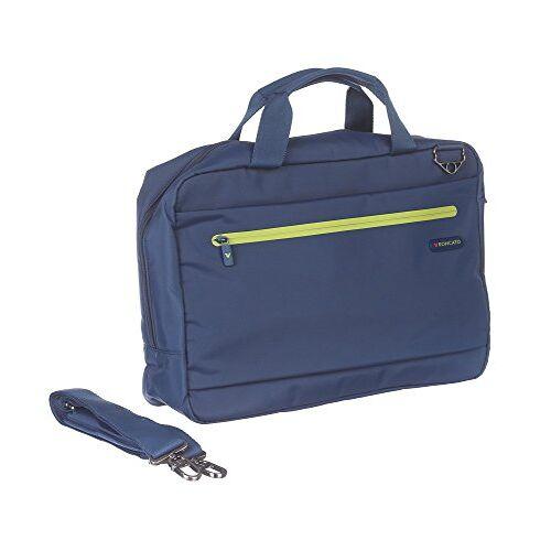 6826_blu RONCATO Borsa Cabina sporttas, eenheidsmaat, blauw (blu) (blauw)