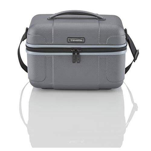 2275778 Travelite VECTOR Koffer, 36 cm, 20 Liter, Antraciet