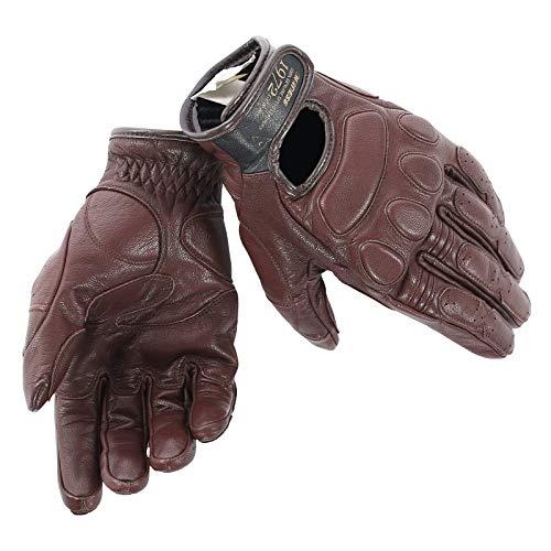 201815437005L Dainese Handschoenen Blackjack Unisex, donkerbruin, maat L