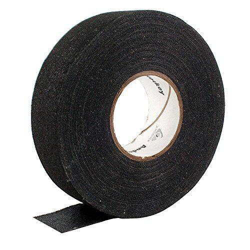 82408 NORTH AMERICAN hockeytape voor ijshockey rackets I tape voor ijshockey I sporttape I sterke duurzaamheid I tape voor goede grip I 3-pack rollen van 24 mm x 25 m