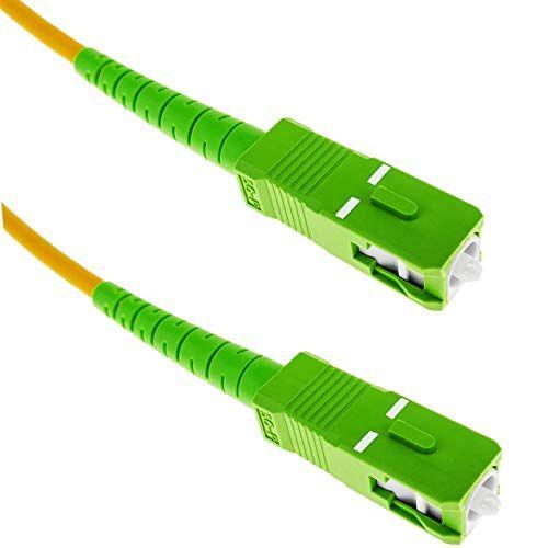 PN27021412215117136 Cablematic SC / APC enkele modus 9x5 enkele modus glasvezelkabel 3/12 OS2