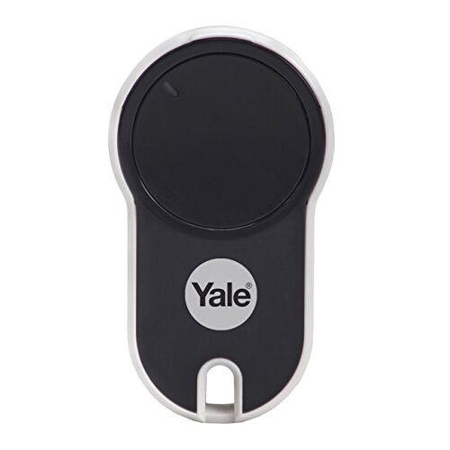Yale Afstandsbediening voor het slot dat is aangesloten op de afstandsbediening.