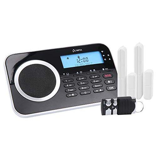Olympia 6018 Alarmsystemen Protect 9730