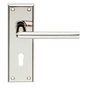 Carlisle Brass SZR011PN deurhandvat, gepolijst nikkel