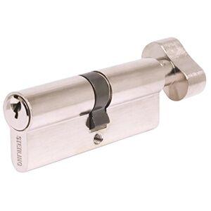 Sterling ETN3535V Euro 5 Pin T/Turn NP 35x35 Visi ETN031V, Nikkel, 35x35mm