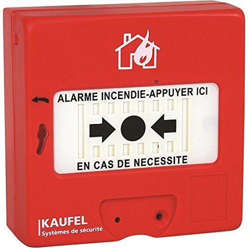 kau 534115 handontspanner, 240 V, rood