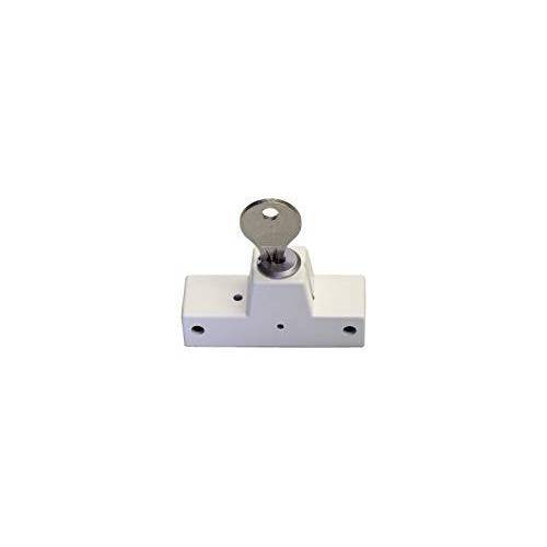 Roto TS2694 draaigreep met cilinder NT/Centro, wit