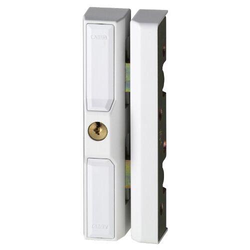ABUS Dakraam-extra beveiliging DF88 AL0145 dakraambeveiliging speciaal voor dakraamramen, gelijksluitend  veiligheidsniveau 8-31725 wit