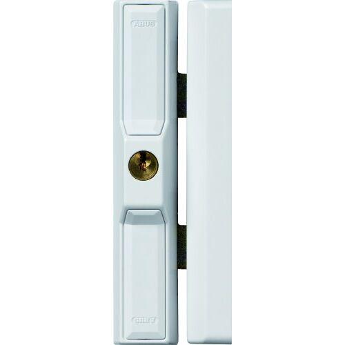 ABUS Dakraam-extra beveiliging DF88 AL0125 dakraambeveiliging speciaal voor dakraamramen, gelijksluitend  veiligheidsniveau 8-31723 wit