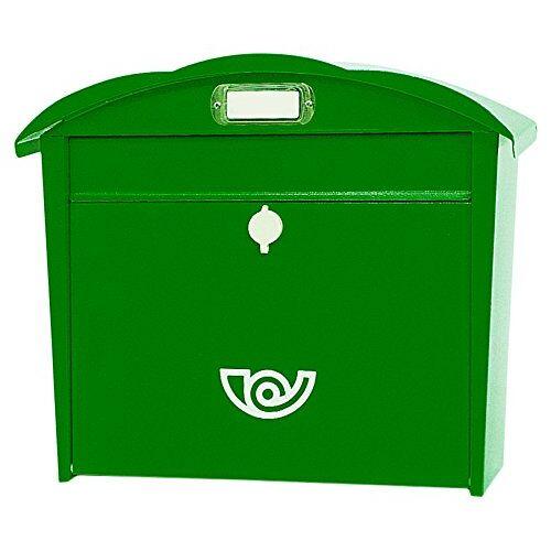BTV brievenbus, groen