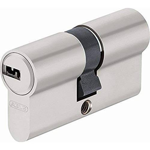 ABUS EC-SNP 44994 deurcilinder voor buitendeuren/woningdeuren, zilver
