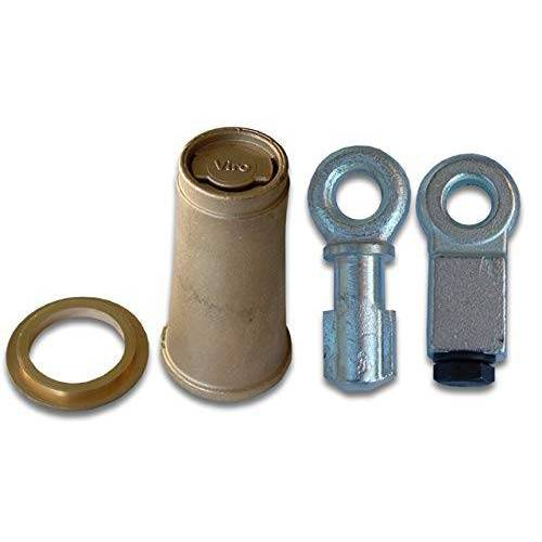 Viro 694 accessoires Serranda, messing metaal