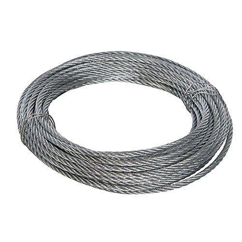 FIXMAN 858237 Gegalvaniseerde Staaldraad Kabel 6mm x 10m