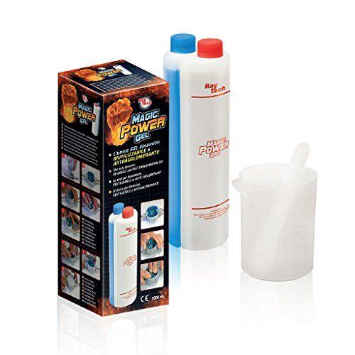Raytech Magic Power Gel 1000-2 componenten gel (2 x 500 ml)