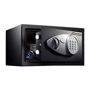 Master Lock Veiligheidskluis [Medium 11 Liter] [Digitale Combinatie] X041ML Kluis voor juwelen, revolver enz.
