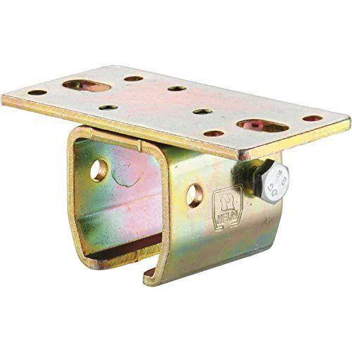 Helm Plafondmontagemof  402, staal geel gepassiveerd; 1 stuk