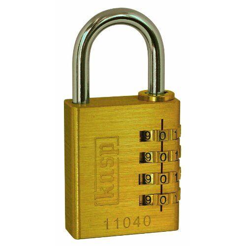 Kasp K11040D combinatieslot 40 mm