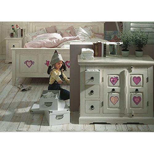 Komar 17031h Deco-sticker Valentine, bont, 50 x 70 cm, muurschildering, muurtattoo, muurstickers, muursticker, muursticker, muursticker