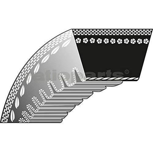 Ratioparts 22-306 aandrijfriem type 3-13 x 730 Li V-riem