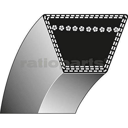 Ratioparts 8-847 aandrijfriem type 1-13 x 945 La V-riem