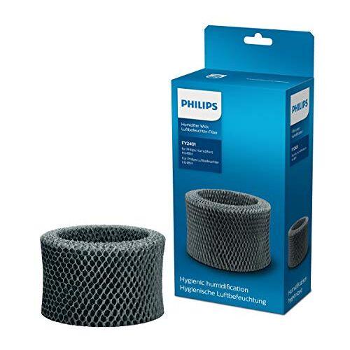 Philips Bevochtigingsfilter voor luchtbevochtigers Levensduur van 6 maanden Met NanoCloud-technologievoor hygiënische bevochtiging FY2401/30
